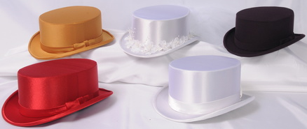 Manufacturer of formal, Top Hats of America, Inc  Contact Us